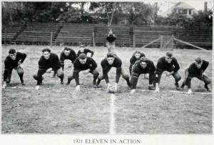 1921VandyFootballteam