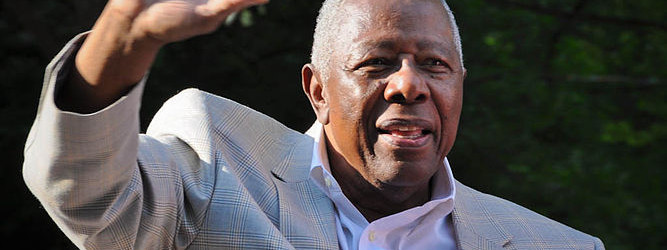 The 43rd Anniversary of Hank Aaron's 715th Home Run