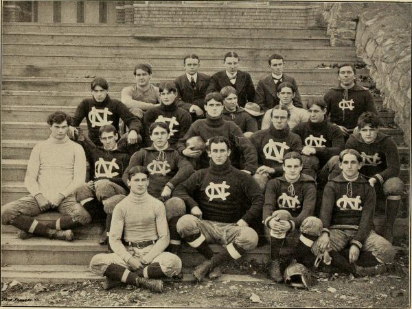 1899_North_Carolina_football_team